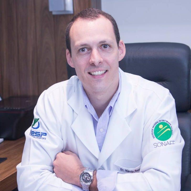 Dr Márcio Antonelo